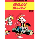 Lucky Luke (english version) - Tome 1 - Billy The Kid