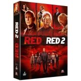 Coffret «Red» - «Red 2» - 2 DVD