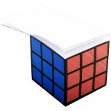 Bloc notes - Rubik's cube