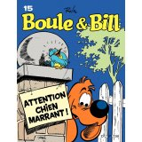 Boule et Bill - Tome 15 - Attention, chien marrant !