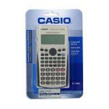 Calculatrice Casio FC 100V