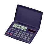 Calculatrice de poche - Casio SL-160 VER