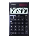 Calculatrice Casio - SL 1000TW noir