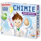 Chimie sans danger - 150 experiences
