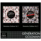 COFFRET GENERATION GOLDMAN