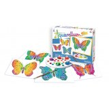Coffret Aquarellum junior - papillons