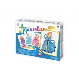 Coffret Aquarellum junior - les princesses