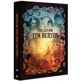 Coffret «Tim Burton» 4 films - DVD
