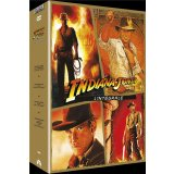 Coffret quadrilogie «Indiana Jones» - 5 films - DVD