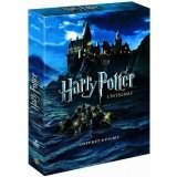 Coffret Harry Potter - L'intégrale 8 films - DVD
