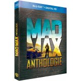 Coffret Mad Max Anthologie - Blu-ray