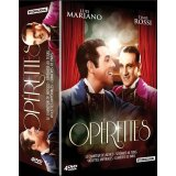 Coffret Opérettes - Tino Rossi et Luis mariano - 4 films - DVD