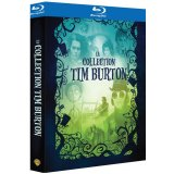 Coffret Tim Burton -  4 Blu-ray