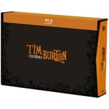 Coffret Tim Burton - 17 films - Blu-ray