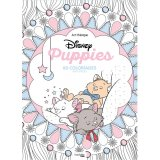 Disney Puppies - 60 coloriages anti-stress