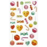 Stickers bonbons - Cooky