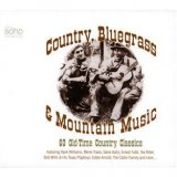 COUNTRY, BLUEGRASS & MOUTAIN MUSIC