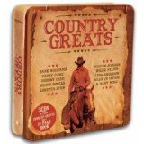 Métal Box 3 CD - « Country Greats »