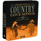 Coffret 3 CD - Country Love Songs