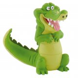 Figurine Jake et les pirates Disney - Crocodile Tic Tac - 7 cm