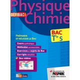 Physique-chimie Bac Tle S
