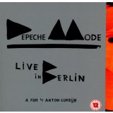 Depeche Mode Live in Berlin - Coffret Collector (2CD + DVD + Blu-ray)