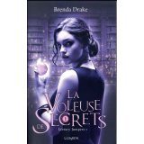 Library Jumpers Tome 1 - La voleuse de secrets