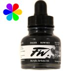 Encre Artists FW 29.5ml Black (India)