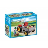 Fermier avec faucheuse  - Playmobil® - Country - 6131