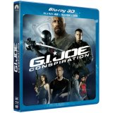 G.I. JOE 2 : CONSPIRATION REAL 3D