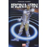 Iron Man Tome 4 - Iron Metropolitain