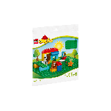 Grande plaque de base verte - LEGO DUPLO Creative Play - 2304