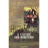 Harry Potter Tome 1 - Harry Potter à l'école des sorciers
