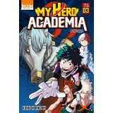 My hero academia Tome 3 - All might