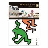 Homestickers collector - Keith Haring