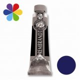 Huile S2 - 40ml - outremer C 505 - Rembrandt