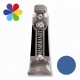 Huile S2 - 40ml - outremer F 506 - Rembrandt
