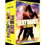Coffret Sexy dance - 5 films - DVD