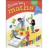 J'aime les maths CM1 Cycle 3