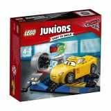 Le simulateur de course de Cruz Ramirez - LEGO® Juniors Disney Pixar Cars 3 - 10731