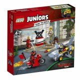 L'attaque du requin - LEGO® Juniors NINJAGO - 10739