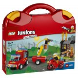 La valisette les pompiers - LEGO® Juniors City - 10740