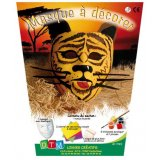 Kit masque tigre