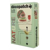 Kit Decopatch - nature - papier mâché