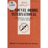 Le Nouvel ordre international