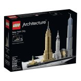 New York - LEGO® Architecture - Réf. 21028