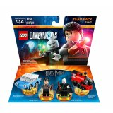 LEGO Dimensions - Pack Equipe Harry Potter
