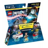 LEGO Dimensions - Pack Aventure Ghostbusters (Peter Venkman)