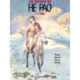He Pao (Les Voyages d') - Tome 4 - Neige blanche, chemin d'antan