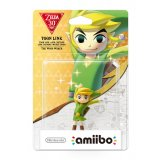 Amiibo - Toon Link (The Wind Waker) The Legend of Zelda